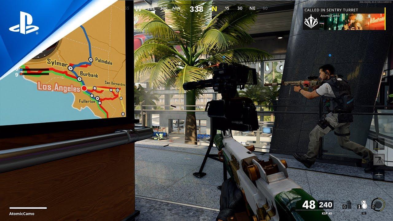 PS5 功能探索   跨世代多人遊玩