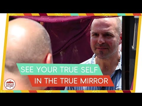 Seeing Your True Self with the True Mirror