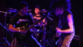 Blasphemer en el Rock en Py Fest 2014