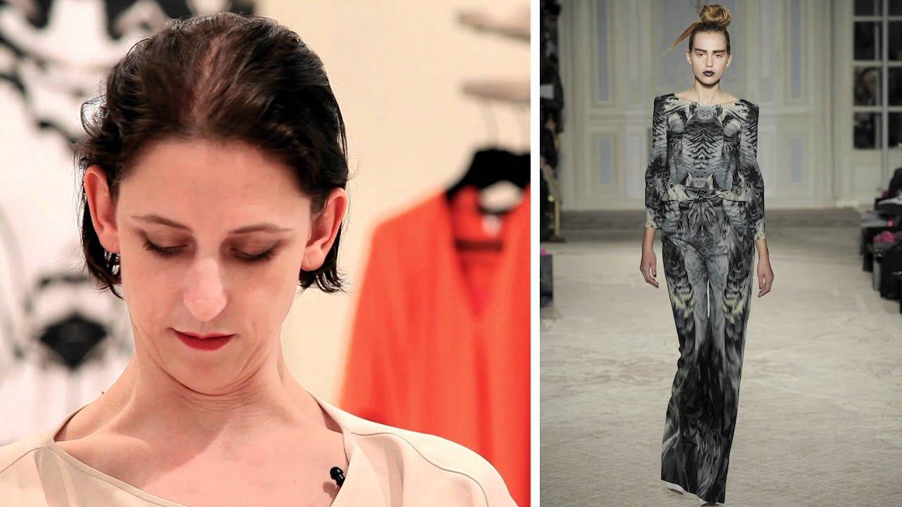 644b980932 Maria Grachvogel - London Fashion Week S S 2012 - YouTube