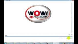Установка Wurth WOW 5008rus на Win7x32