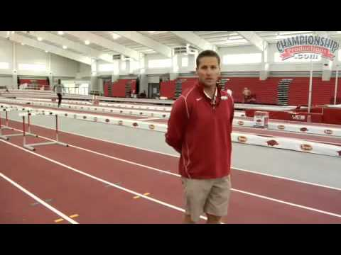 Arkansas Track and Field Presents Common Errors and Corrections Triple Jump