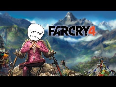Far Cry 4 / Liberar campanarios facil y rapidamente