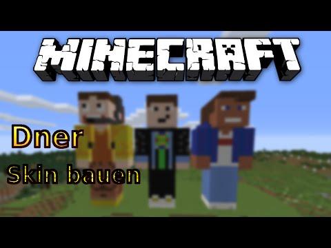 Dner Minecraft Skin Bauen Deutsch Hd Nigel Hd