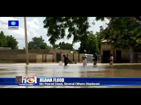 Six Feared Dead, Several Others Displaced As Flood Hits Jigawa