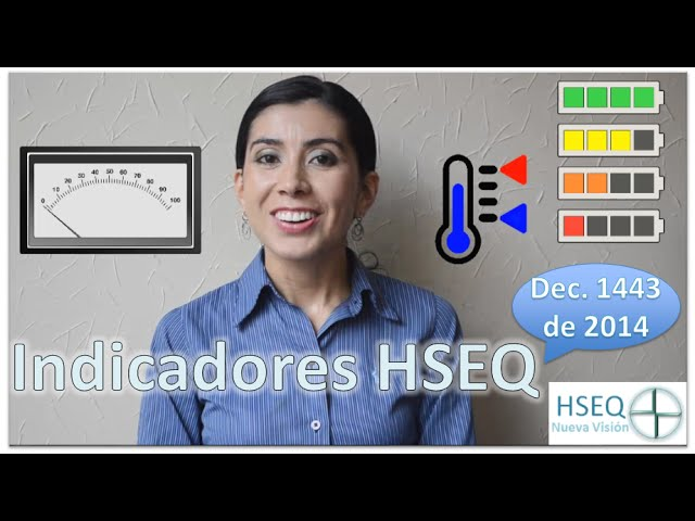 Indicadores HSEQ