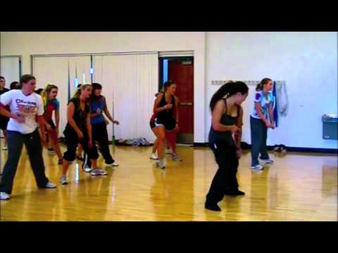 Zumba - Name and Number