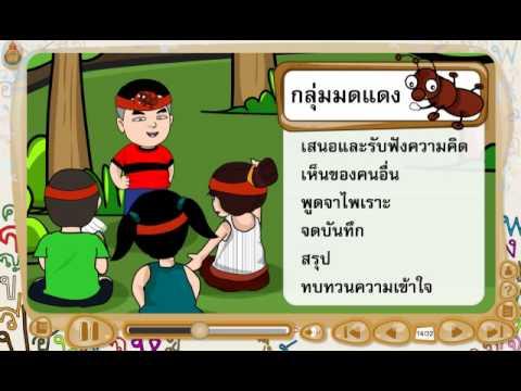 สื่อการเรียนรู้ วิชาภาษาไทย ชั้น ป.3 เรื่อง ปฏิบัติการสายลับจิ๋ว