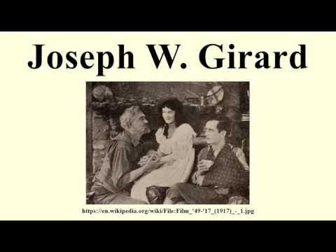 Joseph W. Girard