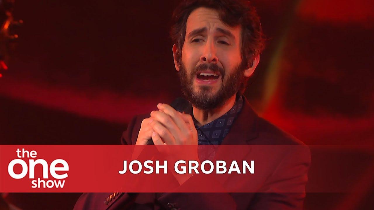 Josh Groban - She (Live on The One Show)