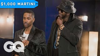 Download 2 Chainz & Big Sean Drink Diamond-Infused Vodka   Most Expensivest Sh*t   GQ Mp3 and Videos