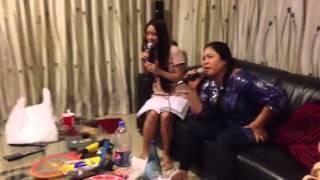Repeat youtube video สาวๆมาร้องเกะที่บ้าน