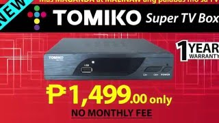 Tomiko Super TV Box - How to Play Videos from flash drive ?