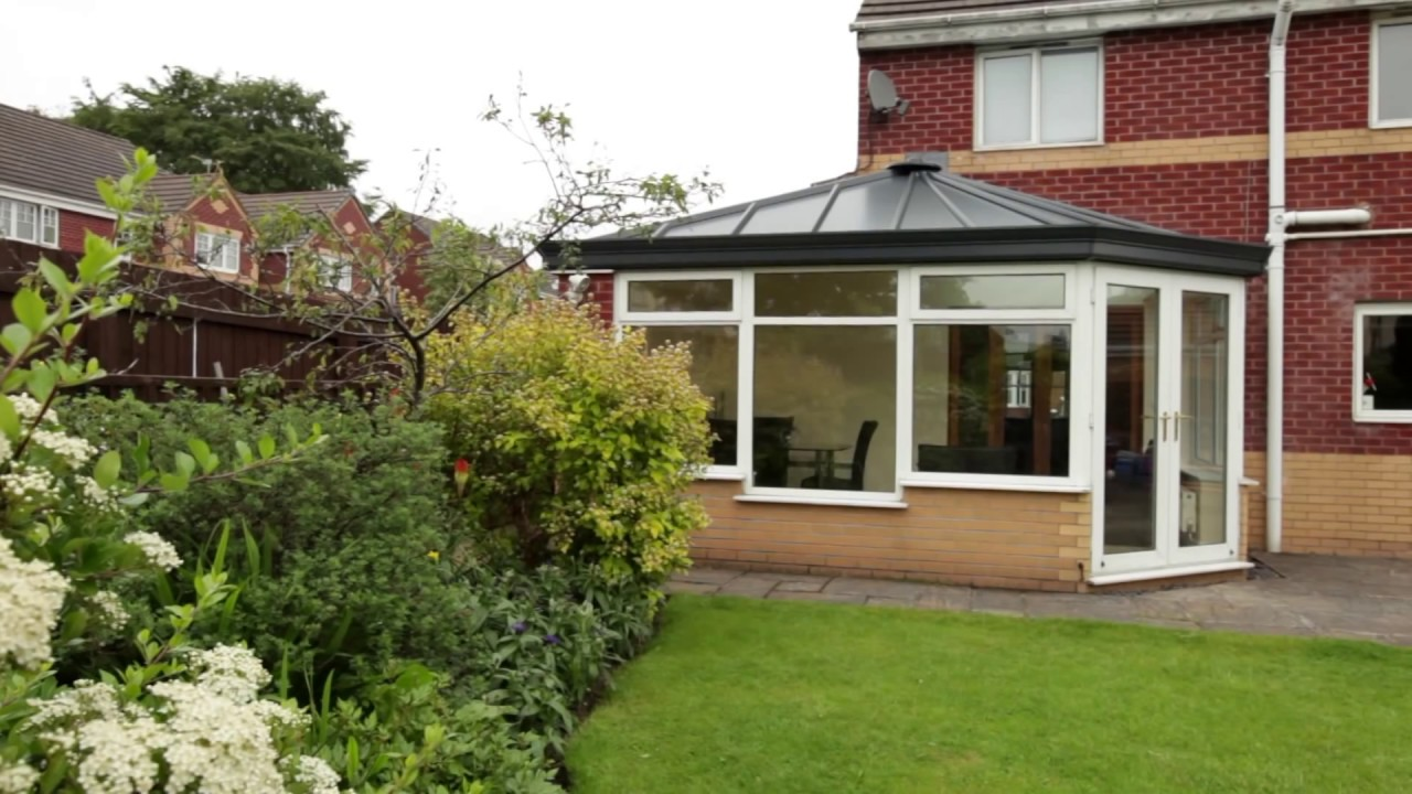 Livinroof Replacement Conservatory Roof Customer