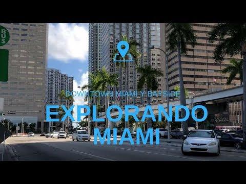 Explorando Miami: Downtown Y Bayside