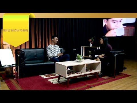 BINUS MEDIA FORUM - Ananda Bramantya - Eksistensi OZ Radio Jakarta di Dunia Digital