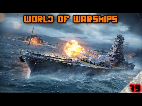World of Warships-Land of the Rising Sun Lines