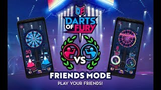 DARTS OF FURY NEW FRIENDS MODE