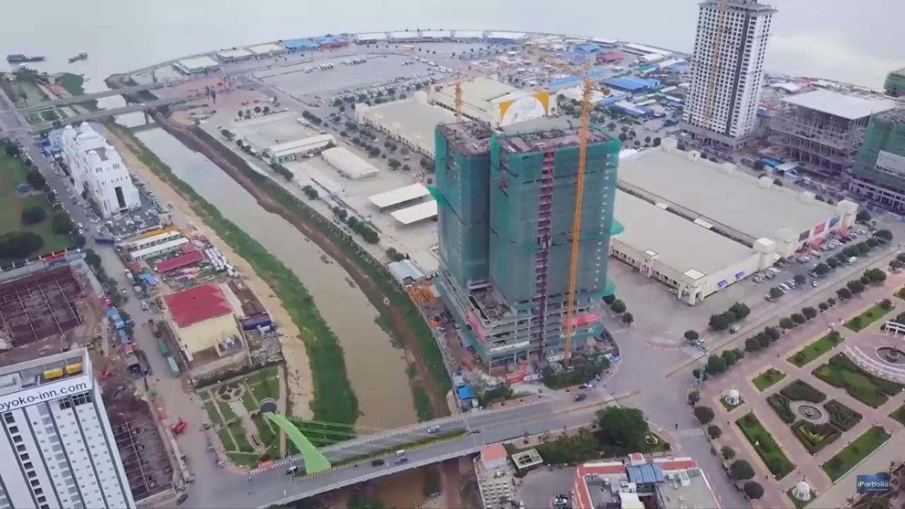 Kết quả hình ảnh cho diamond twin tower phnom penh