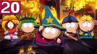 South Park: The Stick Of Truth - Walkthrough - Part 20 - Parents' Sexy Time   DanQ8000