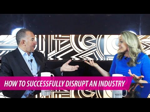 How to Successfully Disrupt an Industry | Elliot Weissbluth