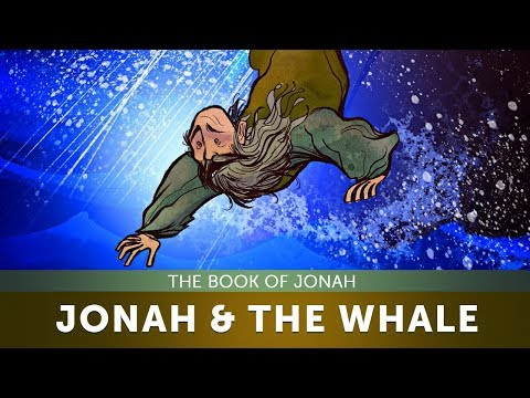Sunday School Lesson for Children - Jonah and the Whale - The Book of Jonah - Kids Bible Story