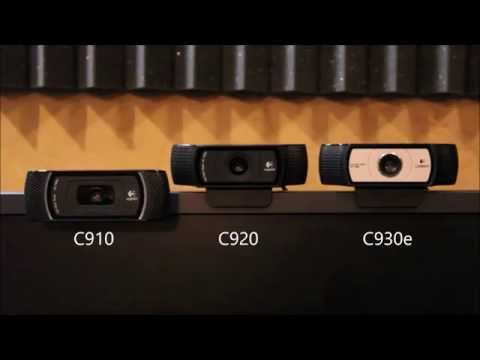 Logitech Hd Pro Webcam Shootout Comparing The C910 C920 And