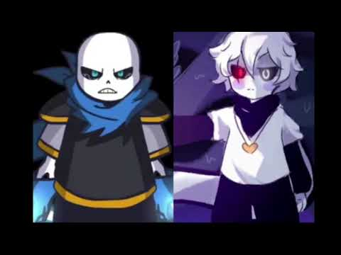 Underswap Sans Vs Cross Chara Stronger Than You Duet {REQUESTED}