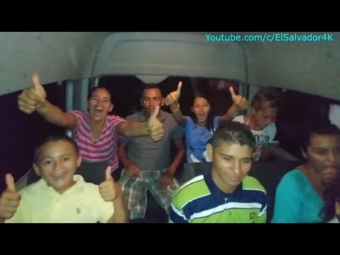 Jule Canelo! Rumbo a Metrocentro Sonsonate. Cumpleaños de Jenny Mariela. Parte 1/7