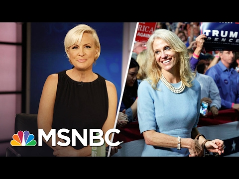 Thumbnail: Mika: Here's Why I Won't Book Kellyanne Conway | Morning Joe | MSNBC