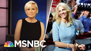 Mika: Here's Why I Won't Book Kellyanne Conway | Morning Joe | MSNBC thumbnail