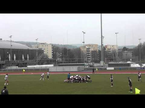 Rugby Club Winterthur vs RFC Basel 12-Mar-2016 #1