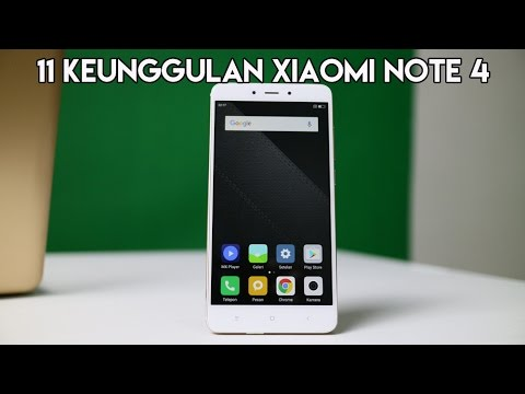 11 Keunggulan Xiaomi Redmi Note 4