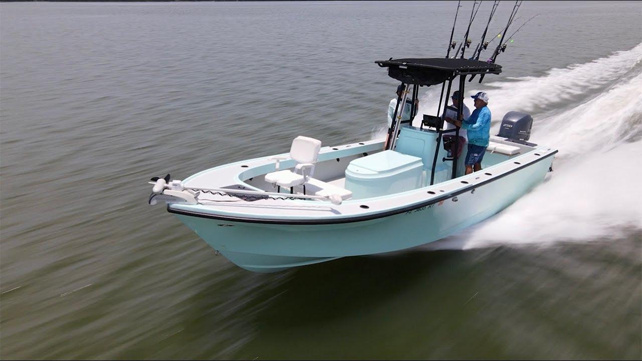 Florida Sportsman Project Dreamboat: Building Custom Hatch Lids & Jack Plate Install Tips [2021]
