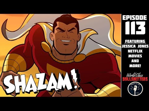 Shazam Looks Like Shizit! - WCBs113