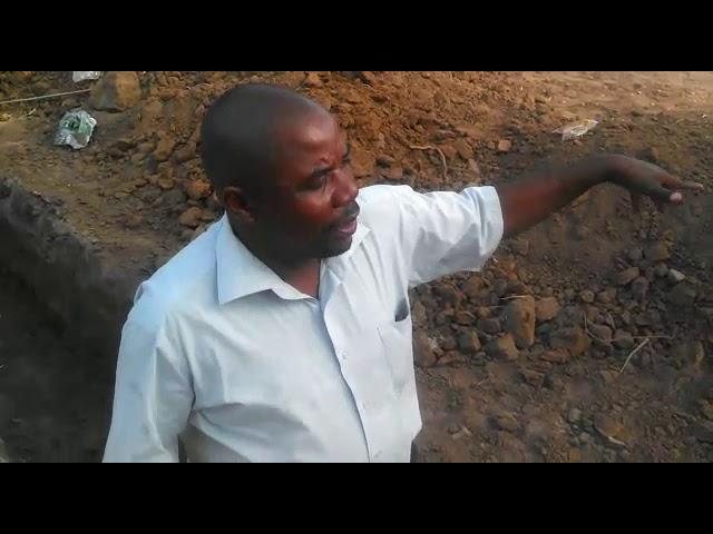 Construção do espaço das criancas orfãs na África parte 01
