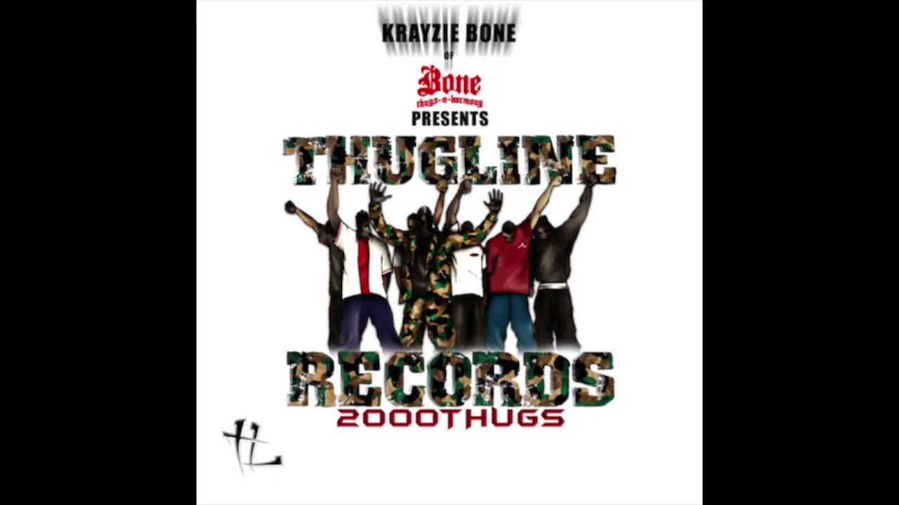2000thugs Krayzie Bone Thugline Records Compilation Youtube