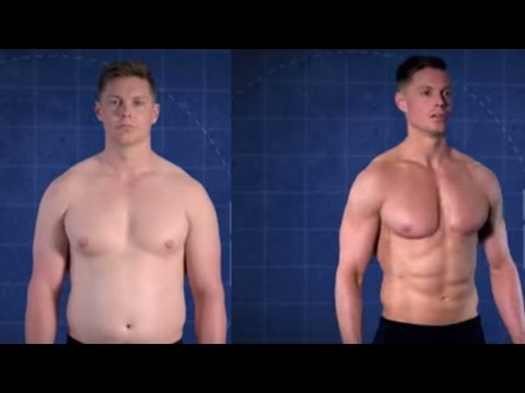 Thumbnail: How To Lose Weight | Trainer Gains and Loses 60 POUNDS in 'Fit to Fat to Fit'