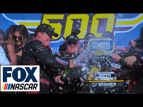 Winner's Weekend: Ryan Newman - Phoenix | NASCAR RACE HUB