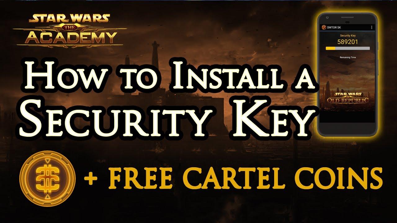 star wars old republic security key serial number