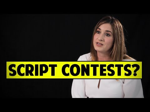 Here's Why A Screenwriter Should Submit To Script Contests - Kelli McNeil