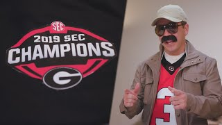 SEC Shorts - Georgia has a hard time unloading their SEC Championship t-shirts