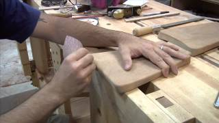 177 - How To Build A Sitting Bench Step Stool (part 2 Of 3)