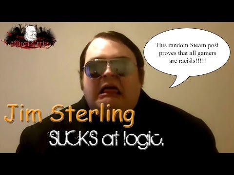 Jim Sterling Sucks At Logic
