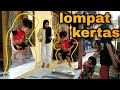 Permainan Lompat Kertas| Menstimulasi Motorik Kasar Anak Usia Dini