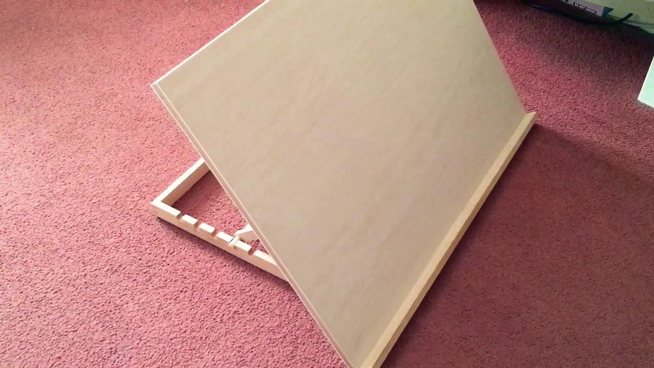 4bd180fd46 Pablo Easel and InnoTree Light Pad I use when Diamond Painting - YouTube
