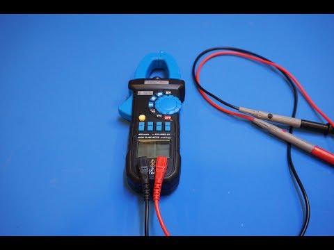BSide ACM03 Plus Clamp Meter Review and Teardown