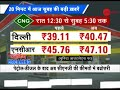 Morning Breaking: After Petrol and Diesel, CNG price in Delhi hiked by Rs 1.36 a kg