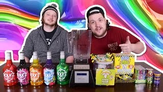 WORLD'S MOST SOUR ALCOHOLIC DRINK | WheresMyChallenge