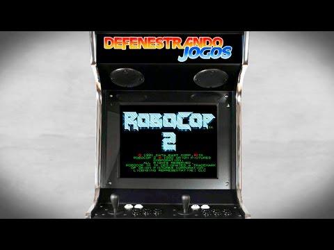 Fliperama Nostalgico / 1991 / Robocop 2